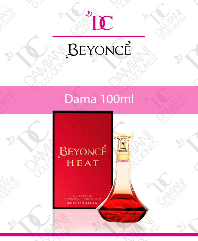 Beyonce Heat for Women EDT 100 ml