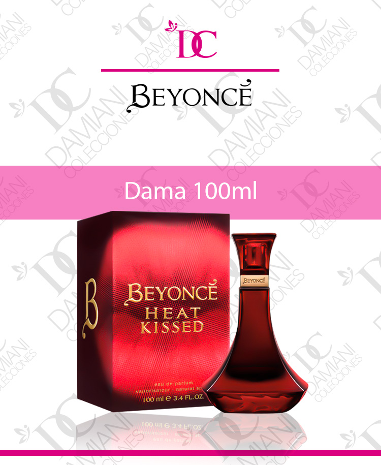 Beyonce Heat Kissed for Women EDT 100 ml